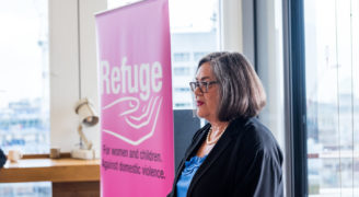 Refuge responds to the Sentencing Council's new domestic abuse guidelines