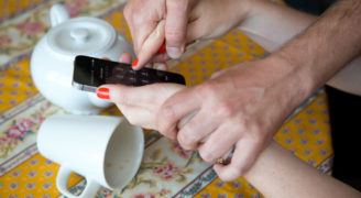 72% of Refuge service users identify experiencing tech abuse