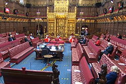 Domestic Abuse bill receiving Royal Assent